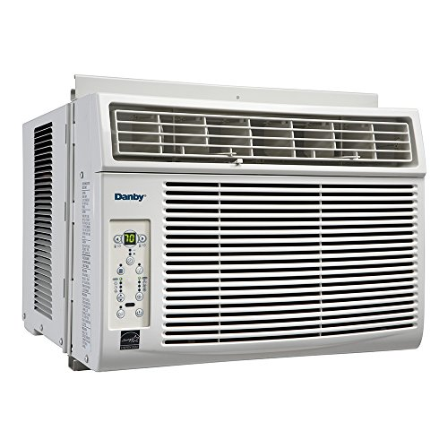 Danby 6,000 BTU Energy Star-Compliant Window Air Conditioner | DAC060EUB5GDB by Danby