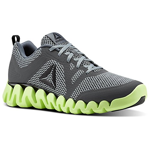 Reebok Men's Zig Evolution 2.0 Sneaker Alloy/Flint Grey/Electric Flash/Black sale 2015 new low price sale online outlet reliable 7mf4nQrd