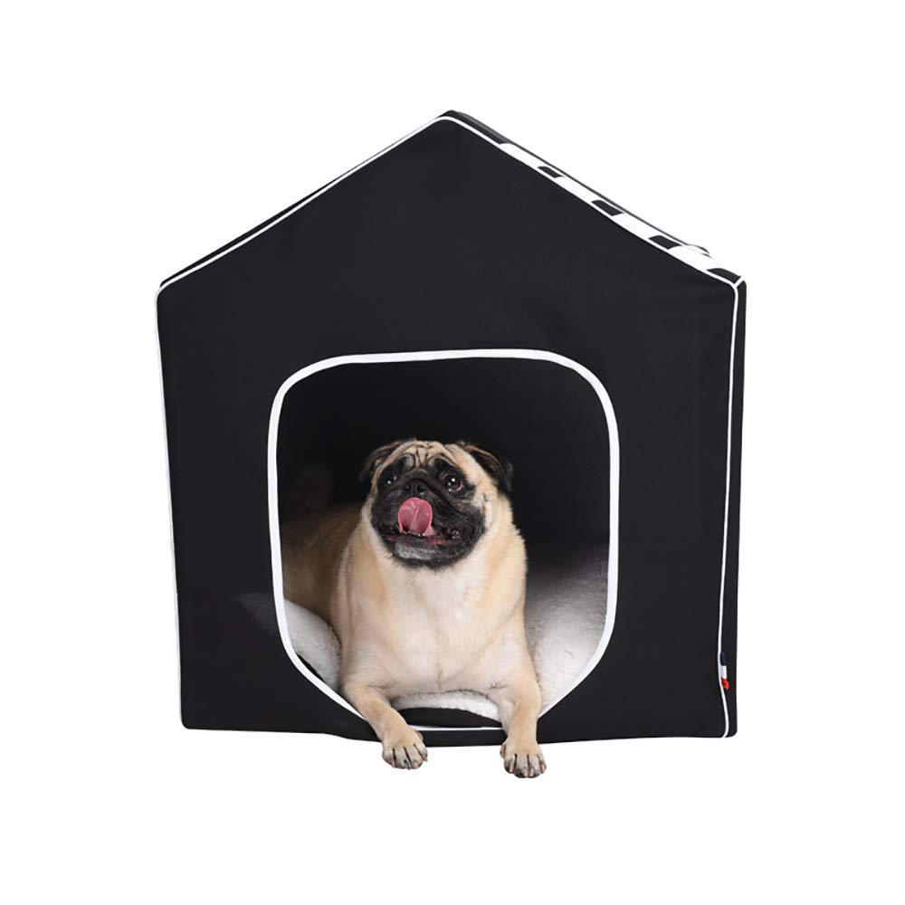 Pet Bed Warm House Winter Soft Cat House Dog Bed Mate Indoor Dogs Cute Nest Puppy Outdoor Dog House Bed.