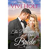 The Billionaire's Email-Order Bride (Email-Order Romance Book 2)