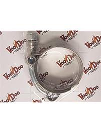 VooDoo Industries C213 Silver Exhaust Clamp