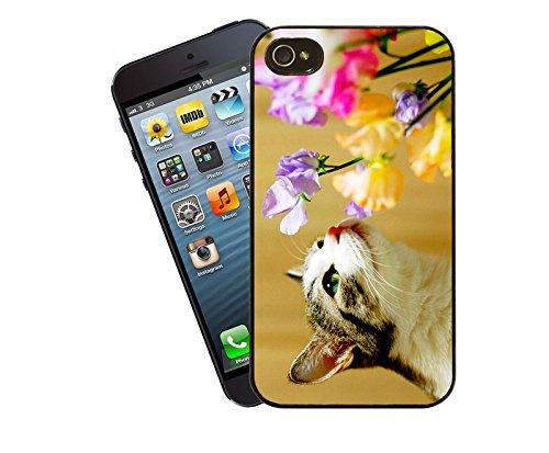 040 chat-Coque pour iPhone-La-Coque pour Apple iPhone 4/4s-By Eclipse idées de cadeaux