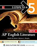 img - for 5 Steps to a 5: AP English Literature 2018 (5 Steps to a 5 on the Advanced Placement Examinations) book / textbook / text book