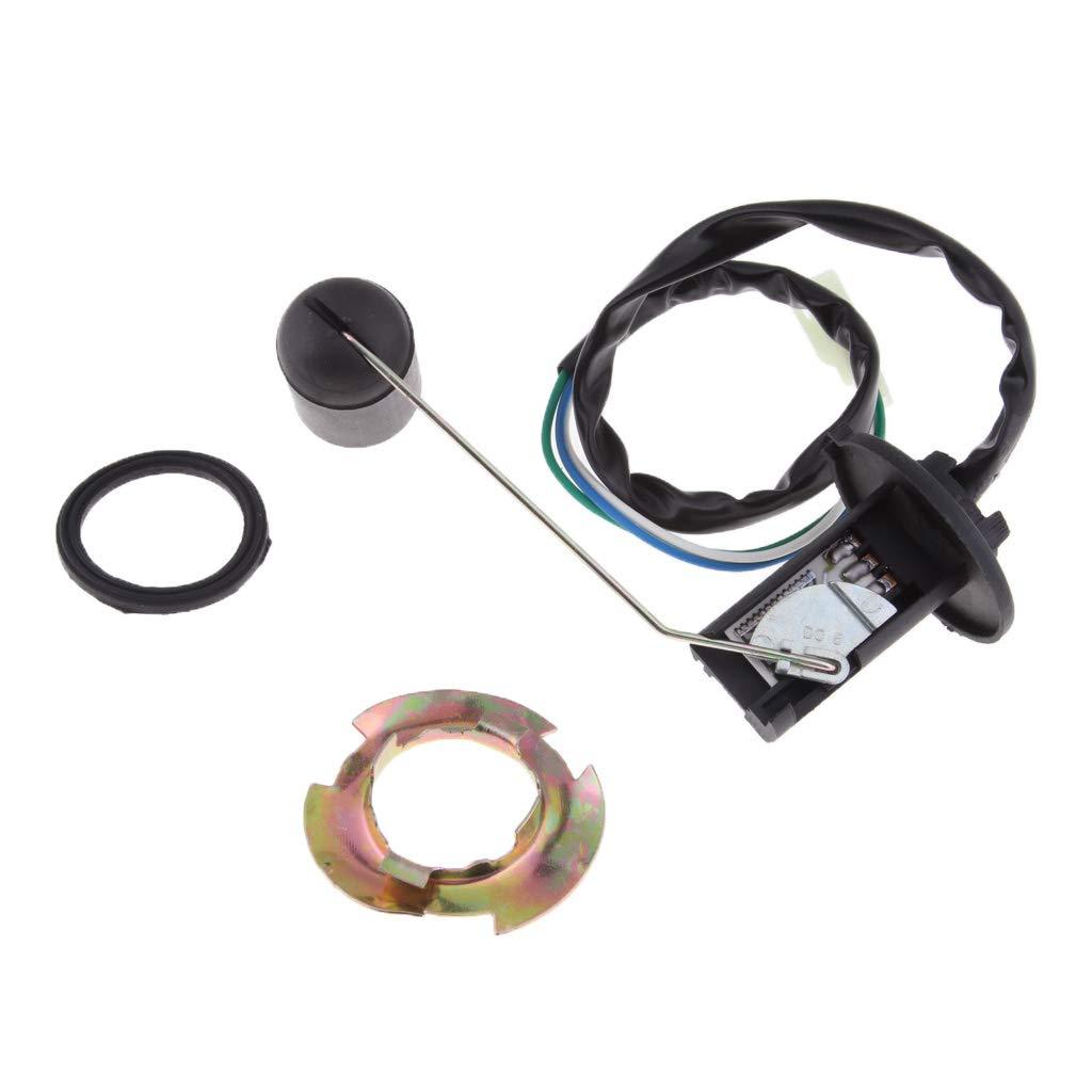 B Blesiya Motorcycle Fuel Level Sender Unit Sensor for Yamaha RSZ 125