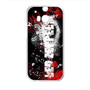 Rock Band Rancid-Black Sabbath-Led Zeppelin Style Cell Phone Case for HTC One M8
