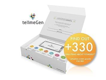 Amazon dna test kit health tellmegen 330 online dna test kit health tellmegen 330 online reports the most complete solutioingenieria Choice Image