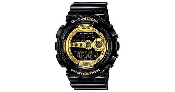 c00ac241b Casio G-Shock GD-100GB-1D For Men Digital, Casual Watch: Amazon.ae:  mlgpt1604