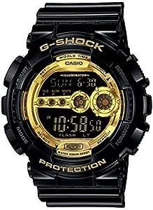 Casio G-Shock GD-100GB-1D For Men Digital, Casual Watch