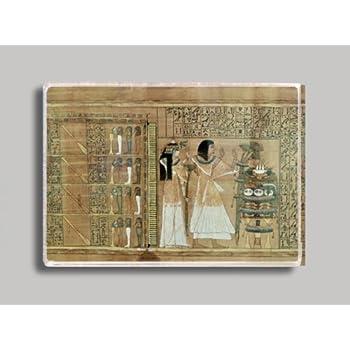 Art of Egypt Refrigerator Magnet
