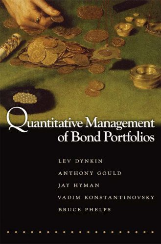 Quantitative Management of Bond Portfolios (Advances in Financial Engineering) by Brand: Princeton University Press