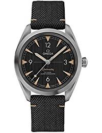 Seamaster Railmaster Co-Axial Master Chronometer Mens Watch 220.12.40.20.01.001