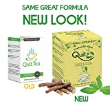 Quit Tea Herbal Stop Smoking Tea, 20 Tea Bags