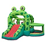 Doctor Dolphin Inflatable Bounce House Animal Bouncy House Castle for Kids Party