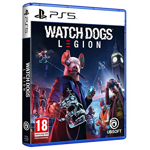 Watch Dogs: Legion UAE NMC Version ( PS5 ) (Electronic Games)