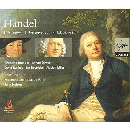 Handel: L'Allegro, il Pensoroso el il Moderato by Erato