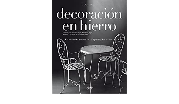 Decoración en hierro (Spanish Edition) - Kindle edition by ...