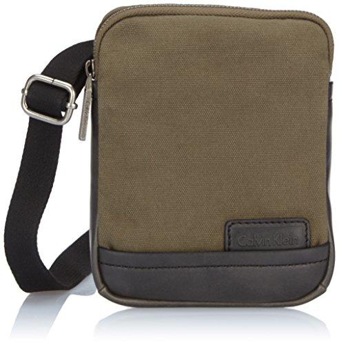 Calvin Klein Jeans Bolso bandolera, verde oliva (Verde) - J5IJ500441