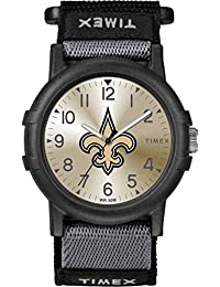 Timex Youth TWZFSAIYA Recruit New Orleans Saints NFL Tribute Collection Watch