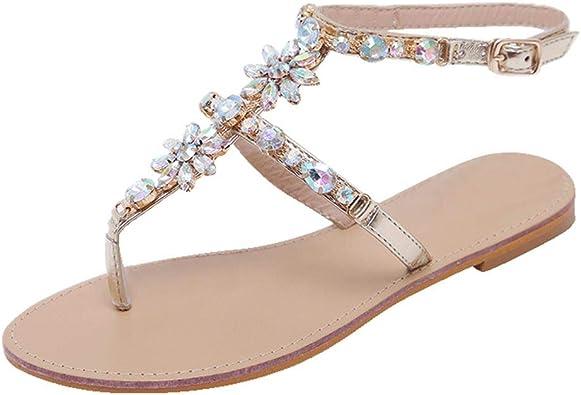 white open toe flat sandals