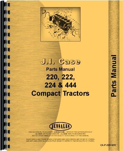 case 222 lawn garden tractor parts manual sn 9736998 14036630 rh amazon com