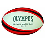 Reusch Olympus Prevail Rugby Match Ball, 5