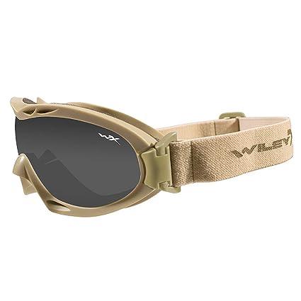 Amazon.com: Wiley X anteojos de sol, gris ahumado ...