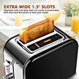 Toasters 2 Slice Best Rated Prime 1.5in Wide Slot
