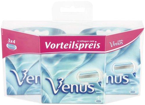 Gillette Venus Klingen 12 Stück Vorteilspack