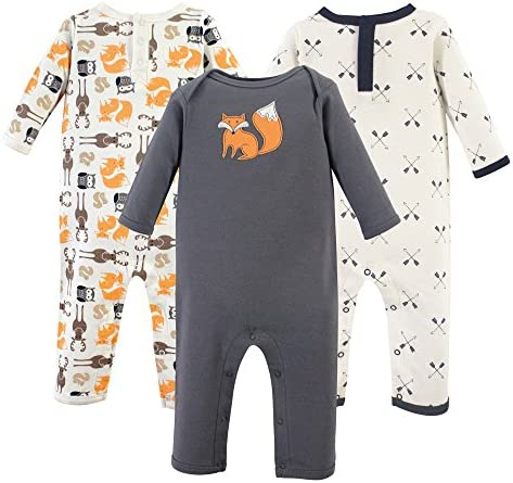 Hudson Baby Unisex Cotton Coveralls product image