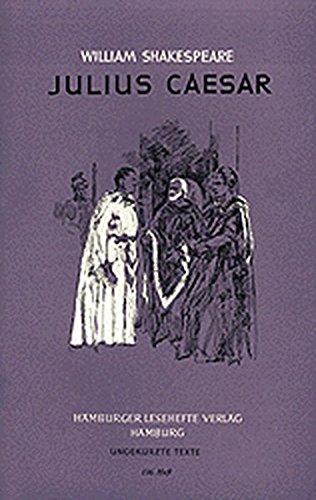 Julius Caesar: Trauerspiel in fünf Aufzügen