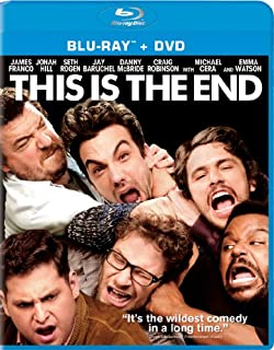 This is the End (Blu-ray + DVD)(Does not include UltraViolet Digital Copy) (B00BEJL69U) | Amazon Products