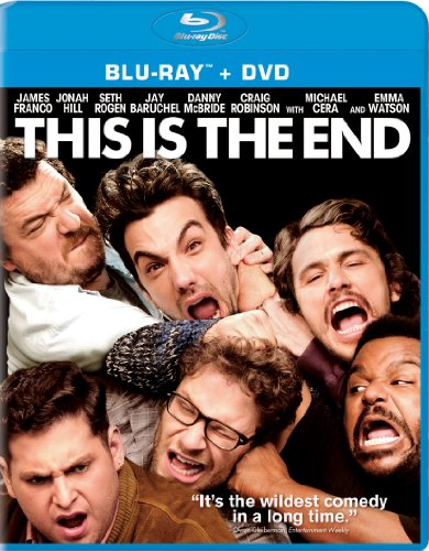 This is the End (Blu-ray + DVD + UltraViolet Digital Copy)