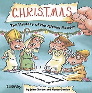 Christmas. The Mystery of the Missing Manger