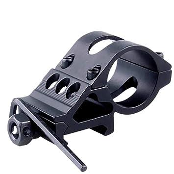 Fahrrad Licht Halterung Aluminiumlegierung Frontlicht Lampenhalterung Halterung f/ür Sport Kamera oder Fahrrad Licht