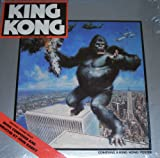 King Kong: Original Motion Picture Soundtrack: WTC World Trade Center: With Poster: Vinyl Lp: (1976)