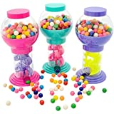 """9.75"""" Twirling Gumball Machine - Assorted Colors"""