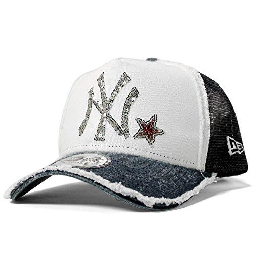 ニューエラ NEW ERA 帽子 940 AFTR NEYYAN SEQUINED ITAWAS キャップ