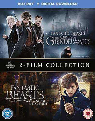 Fantastic Beasts 2-Film Collection [Blu-ray] [2018]