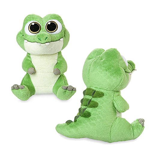 [Official Disney Peter Pan Animator Collection 15cm Tick Tock Croc Soft Plush Toy] (Sorcerer Mickey Costume Pattern)