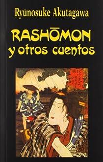 Rashomon y otros Cuentos par Akutagawa
