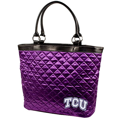 Quilted Frog (NCAA TCU Horned Frogs Quilted Tote)