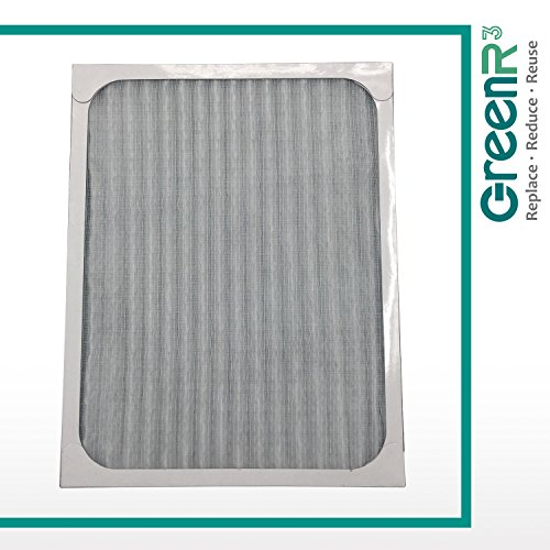 GreenR3 1-PACK HEPA Air Filters Air Purifiers for Hunter 30920 fits 30050 30055 30065 37065 30075 30080 30177 30905 30054 30062 30070 30832 30868 30882 30883 37055 Replacement Parts and more - Hunter Hepa Air Purifiers