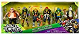 Teenage Mutant Ninja Turtles Out of the Shadows Mutant Melee Exclusive 4' Action Figure 6-Pack [Bebop, Donatello...