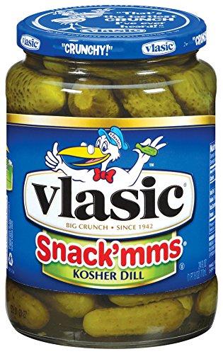 Vlasic Snack'mms Kosher Dill, 24 ()