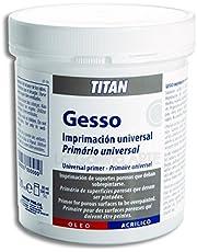 TITAN - GESSO IMPRIMACION UNIVERSAL 500ML