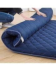 hxxxy Japanse Tatami Vloer Mat, Verdikt Japanse Futon Mattrice Topper Slaapkussen Opvouwbaar Dikke Inklapbaar Draagbaar