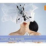Vivaldi : Arie ritrovate / Sonia Prina, Accademia Bizantina, Ottavio Dantone