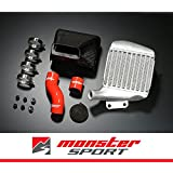 MONSTER SPORT ハイフローインタークーラーキット Type A フルセット アルトワークス/ターボRS[HA36S]用 221510-7350MA