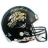 Mark Brunell Autographed Pro-Line Helmet | Details: Jacksonville Jaguars, Authentic Riddell Helmet