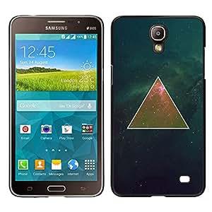 Stuss Case / Funda Carcasa protectora - Profundo Matemáticas Universo Espacio; - Samsung Galaxy Mega 2